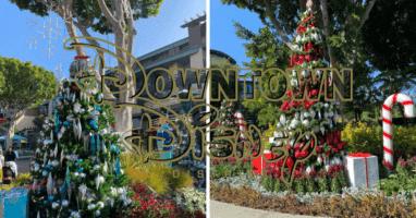 Christmas at Downtown Disney