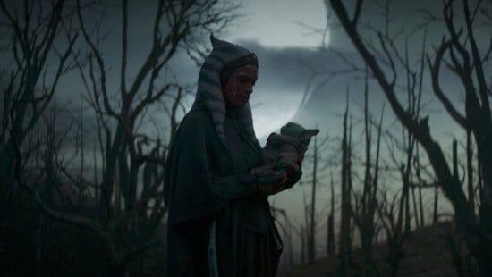 ahsoka tano played by rosario dawson in the latest mandalorian episode