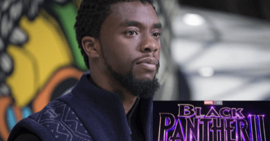 there will be no cgi chadwick boseman for black panther 2