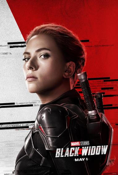 is black widow coming to disney plus early