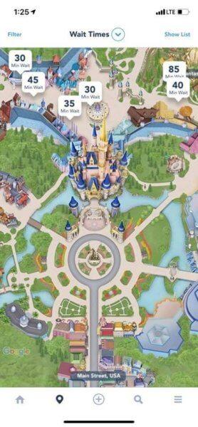 castle pink map