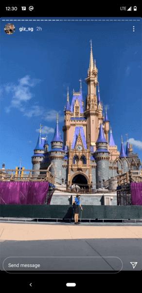 Cinderella Stage