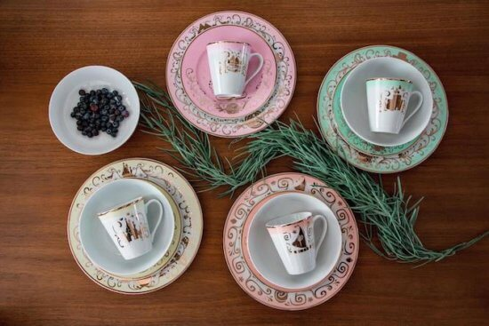 disney princess dishes for home