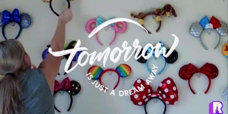 Disney World Commercial