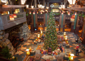 grand californian christmas