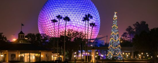 epcot holiday festival
