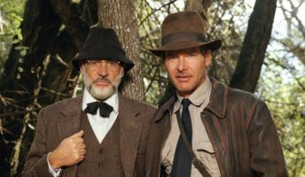 ford and connery indiana jones