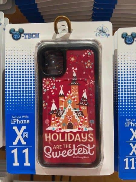 Gingerbread phone case