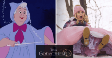 fairy godmothers then and now