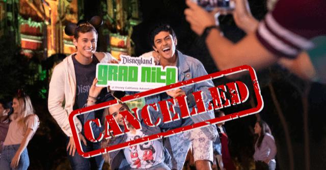 2021 grad nite cancelled