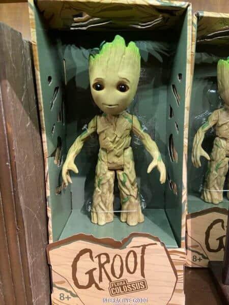 Groot interactive toy