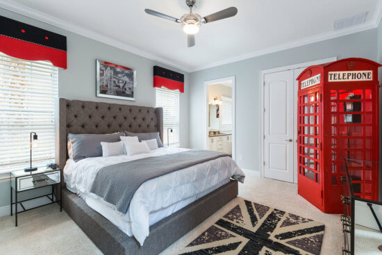 Master Suite 2 - Bedroom