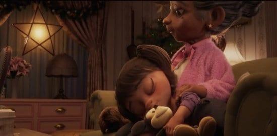 disney short holiday film