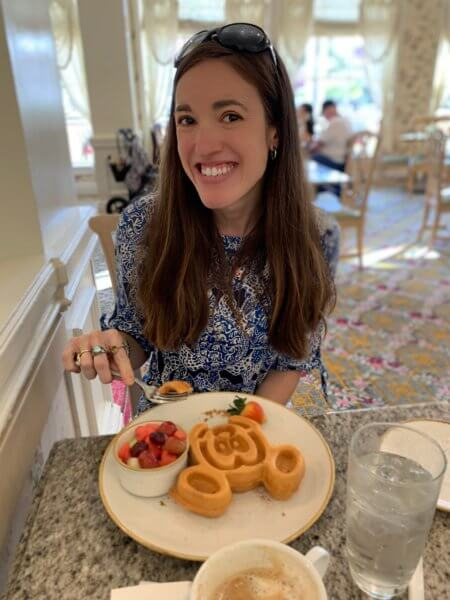 breakfast grand floridian cafe