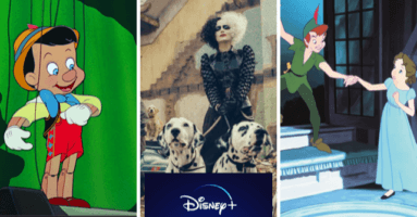 are more major films coming to disney+