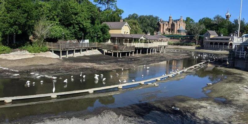 rivers of america drained header