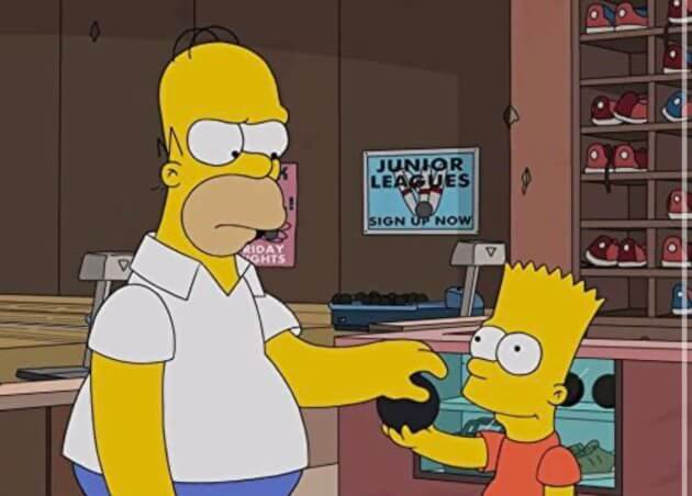 the simpsons is one of the ten ten shows streamed on Disney+