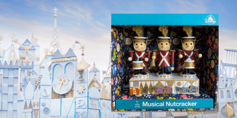 Small Word musical nutcracker