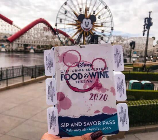 food and wine festival sip and savor pass