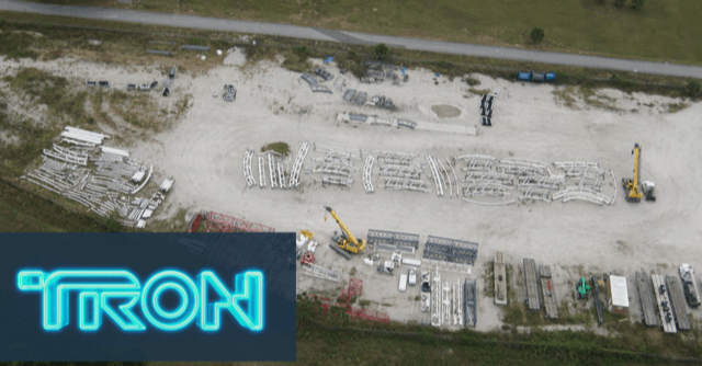 tron ccanopy construction update