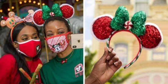 new holiday ears