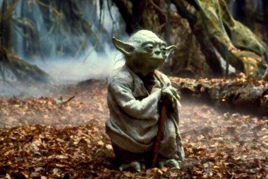 yoda dagobah swamp