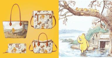 Winnie the Pooh Dooney & Bourke