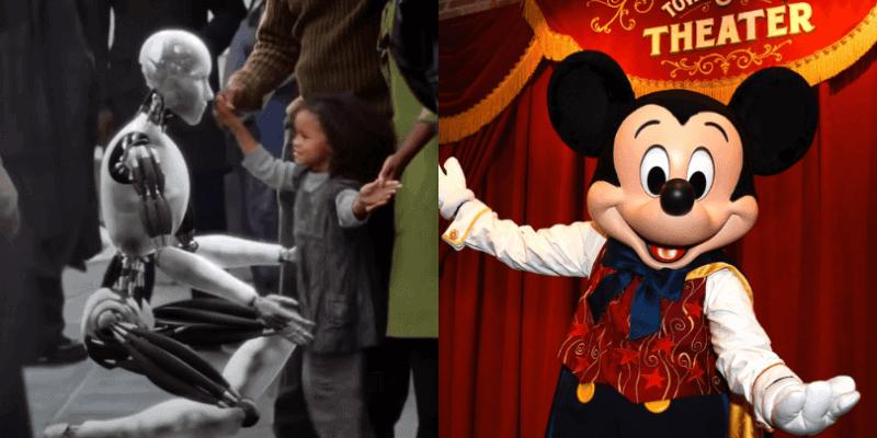 Disney Meet and Greets