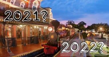 disney world railroad