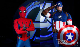 avengers campus heroes