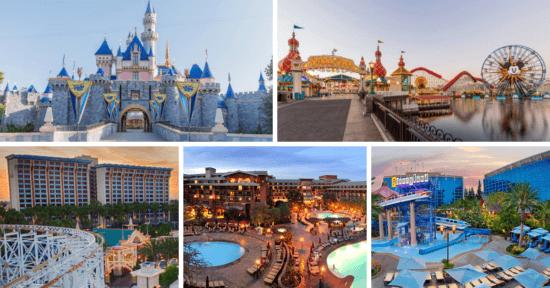 Disneyland Bubble