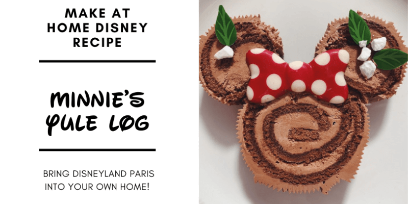 Minnie Yule Log feature image