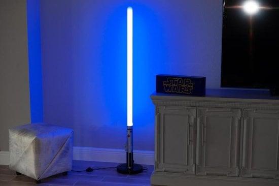 Luke Skywalker Lightsaber Standing Lamp