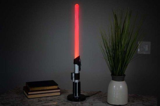 Darth Vader Lightsaber LED Lamp