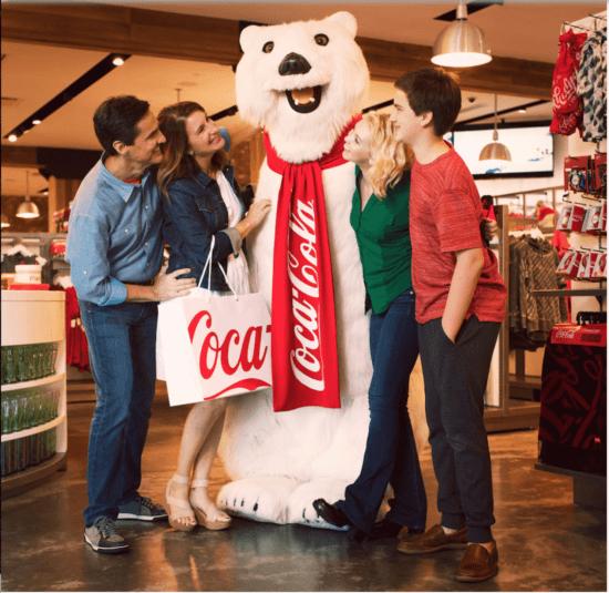 Coca-Cola Polar Bear Experience
