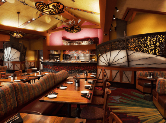Disney Resort dining