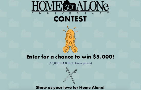 home alone contest