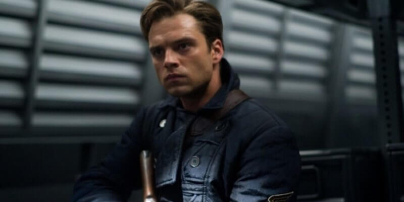 Sebastian Stan Falcon Winter Soldier Bucky Barnes