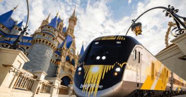 brightline train disney world