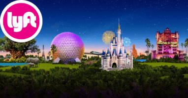Disney World Lyft