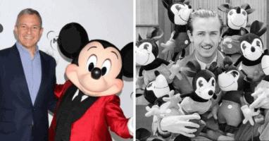Bob Iger Walt Disney