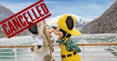 Disney Cruise Line Cancellations