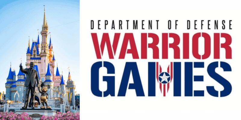 2021 Warrior Games Disney World
