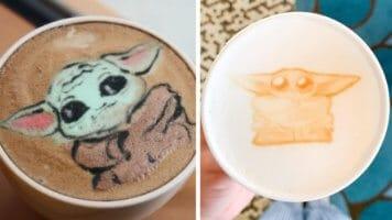 gorgu latte art