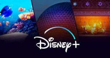scenescapes Disney+