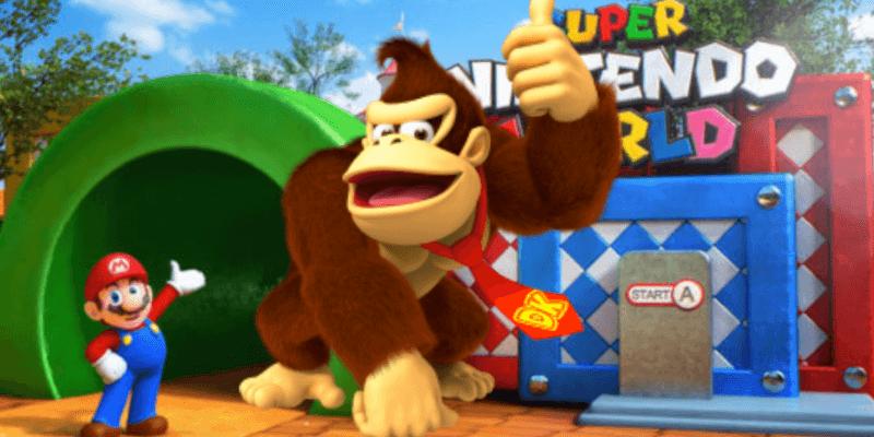 Donkey Kong Universal