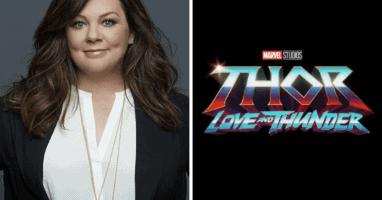Melissa McCarthy Thor