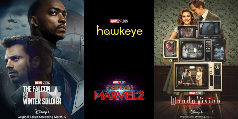 marvel coming soon