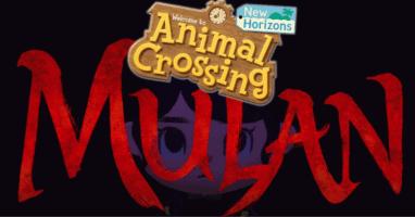 mulan in animal crossing
