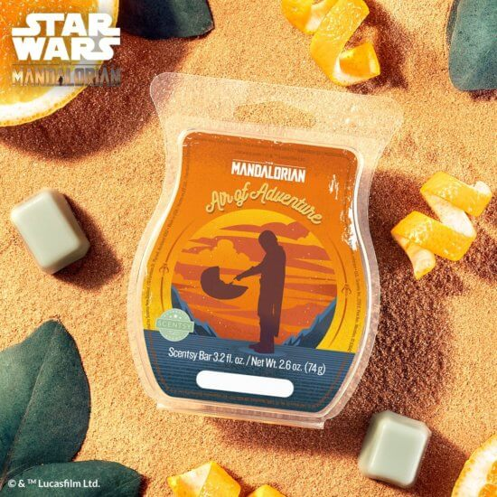 Air of Adventure Scentsy Bar